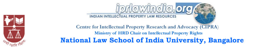 IPR Law India